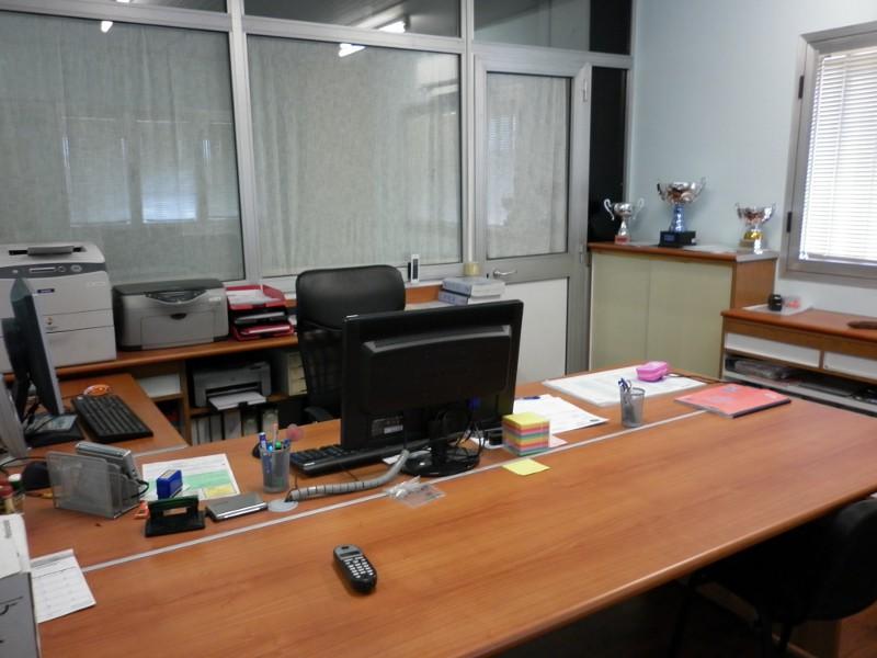 [l'ufficio]